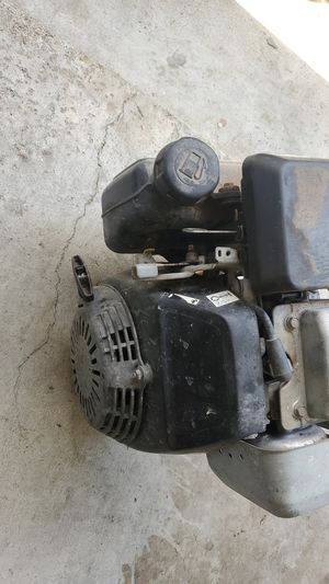 Honda motor 5.0 horsepower used wood conditions work wood for Sale in Antioch, CA