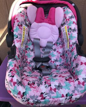 New Minnie Mouse car seat for Sale in Ceres, CA