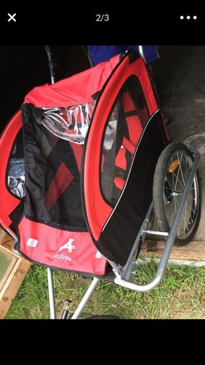 Bike trailer double for Sale in Clermont, FL