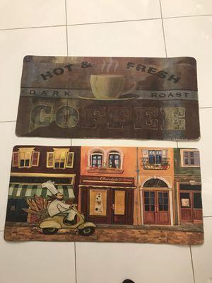 2 Kitchen mats. for Sale in Miramar, FL