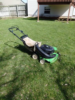 Lawn-Boy 2-cycle lawn mower with bag and all accessories for Sale in Raymore, MO