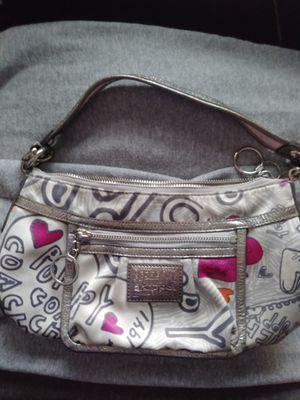 Coach hand bag for Sale in Wichita, KS