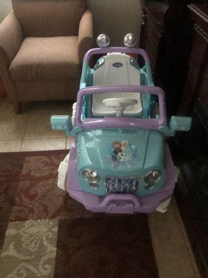 Elsa Car! for Sale in Frisco, TX