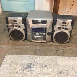 RCA Stereo for Sale in San Angelo,  TX