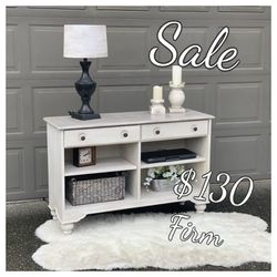 Farmhouse Tv Stand for Sale in Olympia,  WA