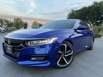2018 Honda Accord Sedan for Sale in Anaheim,  CA