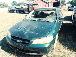 1998 Honda Accord (parting out) for Sale in Crewe, VA