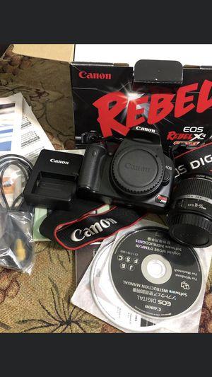 Canon digital camera 🎥 XSI for Sale in Livermore, CA