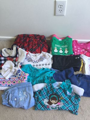 Girl Clothes 4t A Lot for Sale in Manassas, VA