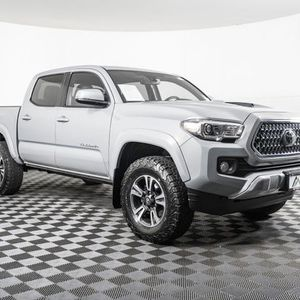 2019 Toyota Tacoma - Manual Transmission for Sale in Edgewood, WA
