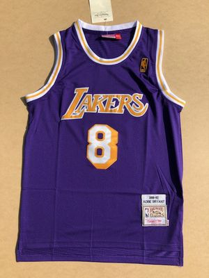 Lakers Jersey's all sizes for Sale in Chino, CA