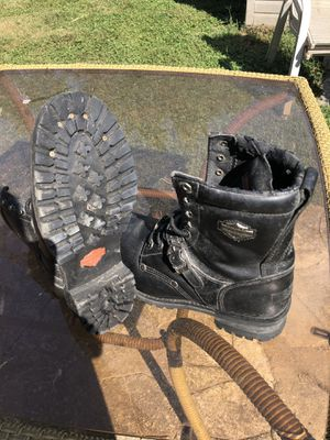 Harley Boots size 11 for Sale in Indianapolis, IN