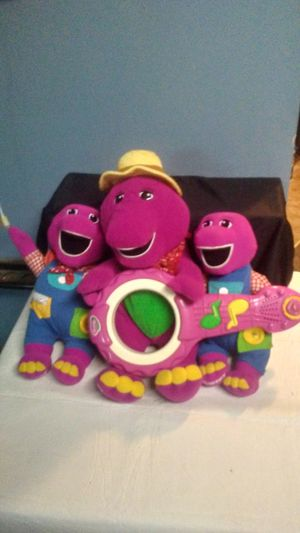Talking Barney for Sale in Indianapolis, IN