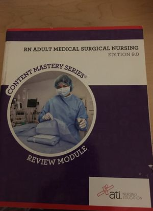 ATI Med surg nursing for Sale in Palm Bay, FL