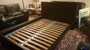 Full size Bed Frame excellent condition for Sale in Lynnwood, WA