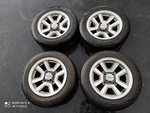 Mk2 supra wheels 300 obo for Sale in San Bernardino, CA