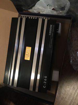 Amplifier competition 5800 watts for Sale in Murfreesboro, TN