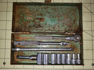 "Vintage Thornsen 1/4"" set for Sale in Prattville, AL"