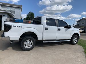 2011 Ford F-150 4wd for Sale in Arlington, TX