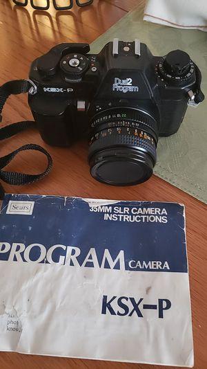 Sears kxs 35mm camera for Sale in Tarpon Springs, FL