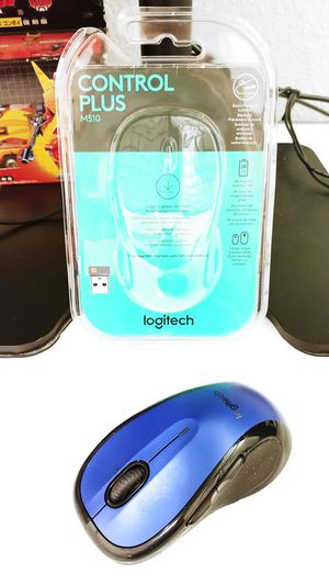 Used - Logitech M510 Wireless mouse for Sale in Henderson, NV
