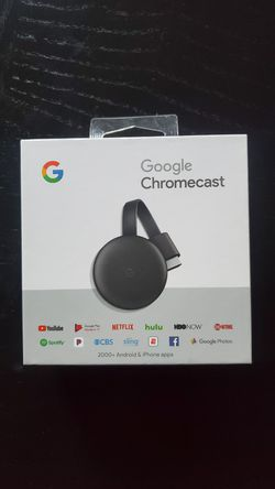 Google Chromecast - Like NEW for Sale in Crofton,  MD