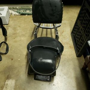 Harley Heritage Softail Backrest for Sale in Whittier, CA