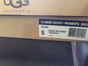 Ugg short for Sale in San Diego, CA