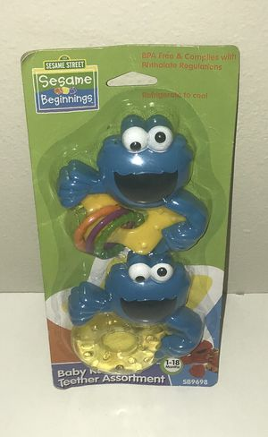 New Sesame Street Baby Toy just $3 for Sale in Port St. Lucie, FL
