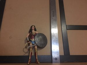Wonder Woman Action Figure for Sale in Houston, TX
