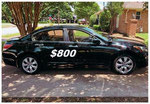 $8OO🔥 Very nice 🔥 2OO9 Honda accord sedan Run and drive very smooth!!! for Sale in Oakland Park, FL