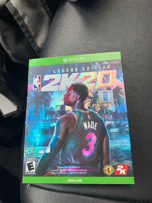 Xbox one X game like new for Sale in Fairburn, GA