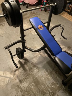 Weight bench for Sale in Lake Mary, FL