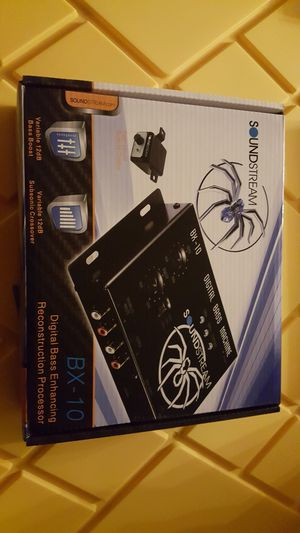 Soundstream epicenter for Sale in San Bernardino, CA