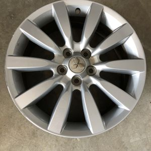 """2011 Mitsubishi Lancer 18"""" Factory OEM Rims (3 Rims Only) for Sale in Deerfield Beach, FL"""