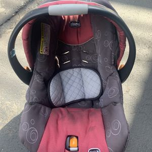 """""""Chico"""" Baby Car Seat Infant Car seat Semi New for Sale in Sunnyvale, CA"""