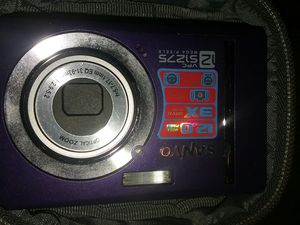 Sanyo digital camera for Sale in Sapulpa, OK