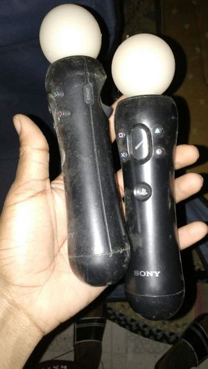 Ps3 Motion Controllers for Sale in Baltimore, MD