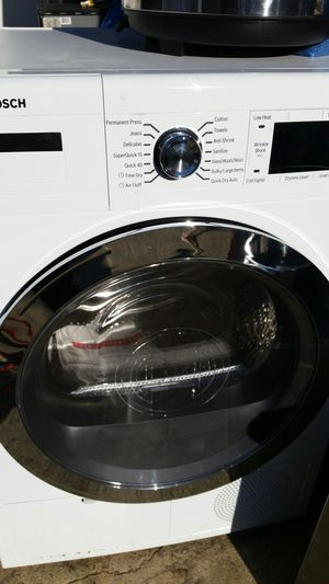 Nice electric Dryer 3 months warranty for Sale in Alexandria, VA