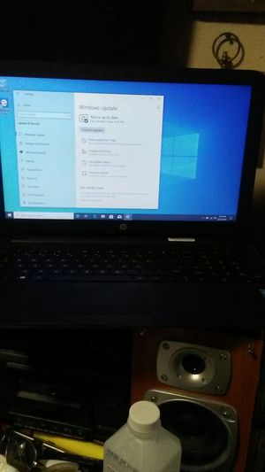 i5 HP 15.6 inch laptop for Sale in South San Francisco, CA
