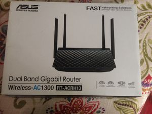 ASUS Wireless Router for Sale in Los Angeles, CA