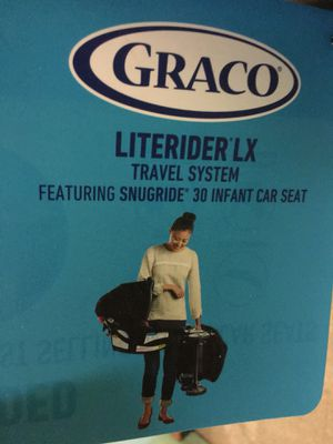 Graco baby car seat for Sale in Queens, NY