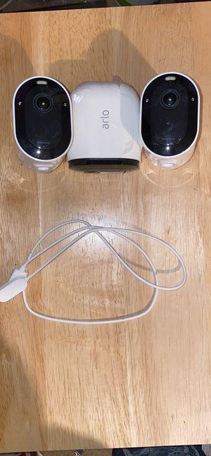 Arlo security cameras for Sale in Yuba City, CA