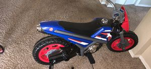 Captain America motorcycle 6v with charger. for Sale in Lakeland, FL