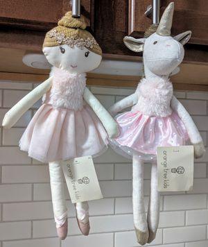 ORANGE TREE KIDS Sofia & Unicorn Dolls for Sale in Sanford, FL