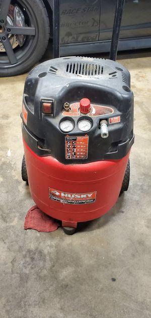 Husky 135psi air compressor for Sale in Anaheim, CA