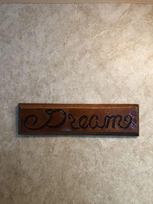 Wood Frame Dream for Sale in Clarksburg, WV
