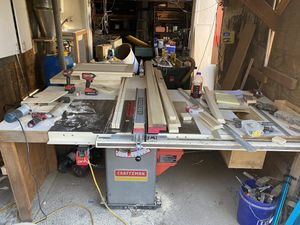 Craftsman cabinet saw for Sale in La Puente, CA