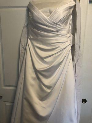 Wedding Dress never worn for Sale in BETHEL, WA