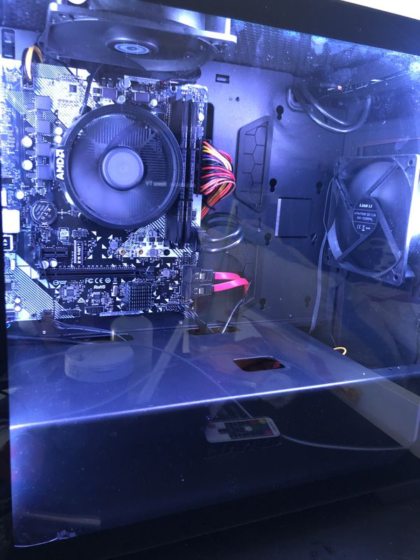 AMD Ryzen Gaming PC